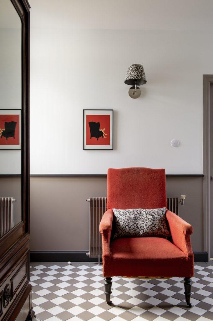 Design intérieur : Agence Camille Gabrielle